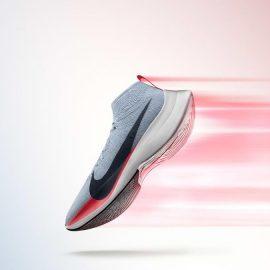 Nike provoacă recordul mondial la maraton cu pantofii de alergare Zoom Vaporfly Elite
