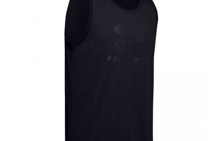 Maiou Under Armour Sportstyle Material: 60% Bumbac, 40% Poliester;