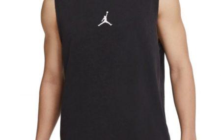 Maiou Nike Jordan Dri-Fit Air Material: 60% Bumbac, 40% Poliester;